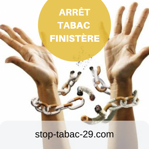 logo valerie guichon STOP TABAC FINISTERE
