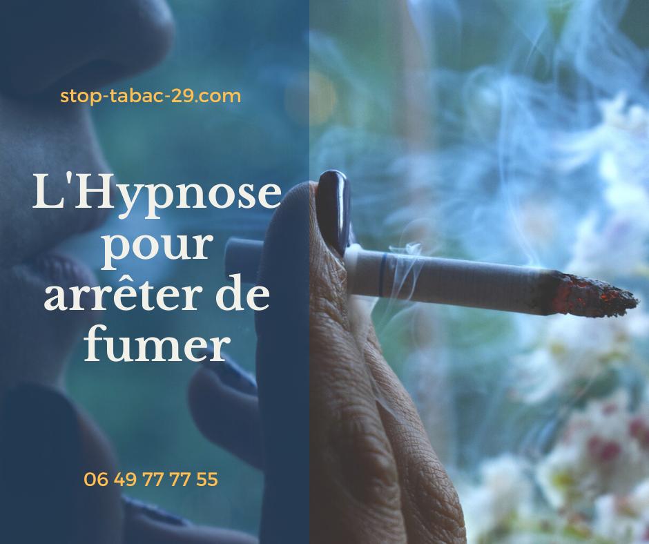 prix hypnose arret tabac quimper pour arreter de fumer finistere
